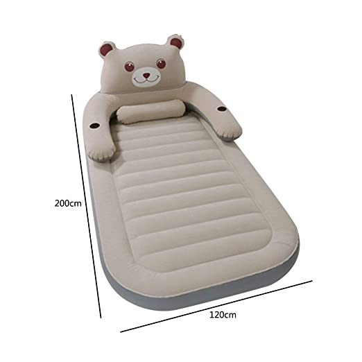 GBX Cama de aire cama colchón inflable de viaje de viaje ...