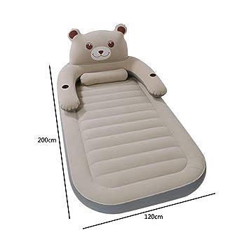 GBX Cama de aire cama colchón inflable de viaje de viaje Espesar ...