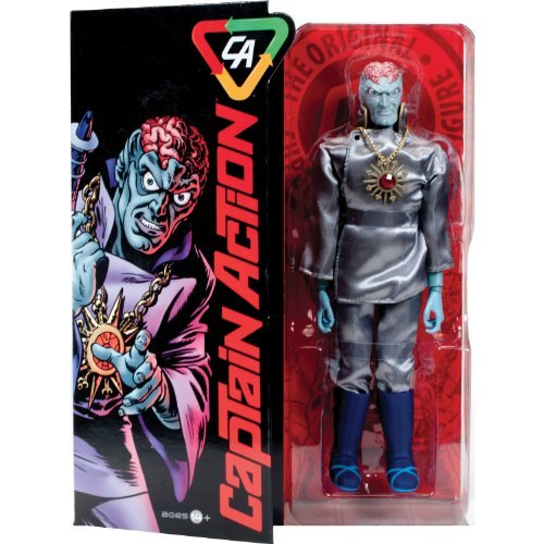 Captain Action Dr. Evil Deluxe Figure by Captain Action