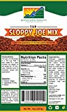 Mother Earth Products TVP Sloppy Joe Mix (2 cup mylar)