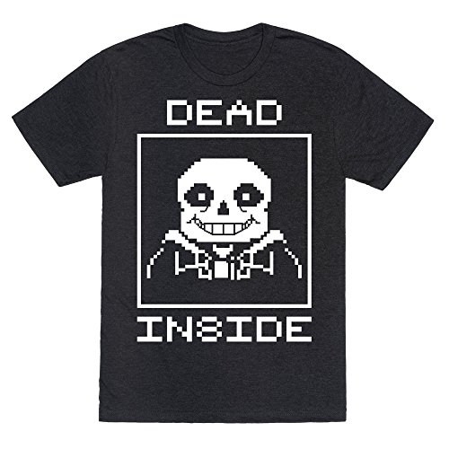Review Dead Inside Sans Heathered