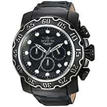 Invicta Men's 22485 Lupah Analog Display Quartz Black Watch
