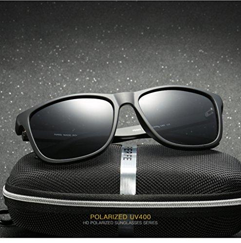Protection Aviator Goolife De Soleil Femme UV C1 Lunettes Polarisées pour 400 R6z6wIq