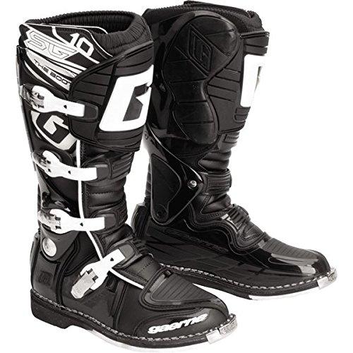 Gaerne SG10 Mens Black Motocross Boots - 7 (Gaerne Sg10 Motocross Boots)