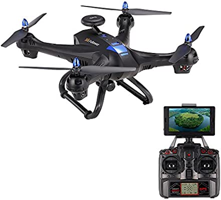 Goolsky X183GPS sigue doble GPS 2.0MP HD cámara 5.8G FPV Drone ...