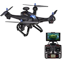 Goolsky X183GPS Follow Double GPS 2.0MP HD Camera 5.8G FPV Drone Follow Me Orbit Mode Height Holding Quadcopter