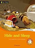 img - for Hide and Sleep: A systematic 6-level English reading program based on Lexile  measures (Smart Readers: Wise & Wide Book 1) book / textbook / text book