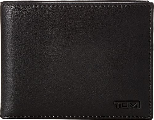 Tumi-Mens-Delta-Global-Double-Billfold-Wallet
