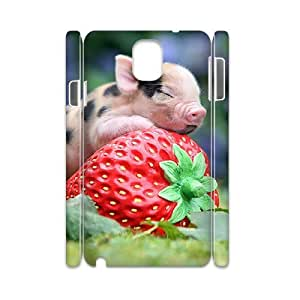 QSWHXN Diy case Little Pig customized Hard Plastic case For samsung galaxy note 3 N9000