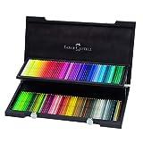 Faber-Castell Albrecht Durer Watercolor Pencil Wood Case, Set of 120 Colors (FC117513)