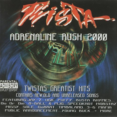 Adrenaline Rush 2000: Hits by Arc Label Group/Fontana (2000-12-05)