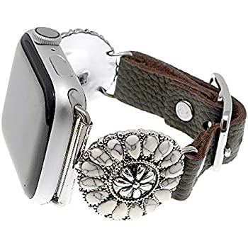 Amazon.com: Compatible with Apple Watch Leather Band 38/40