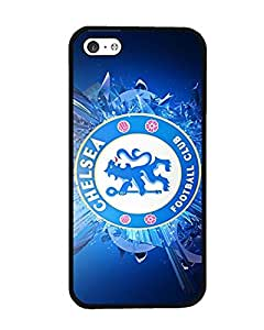 Iphone 5c Funda Case Football Club Chelsea Football Club - Cool Pattern Drop Protection Snap On High Impact Iphone 5c Back Funda Case Cover For Guys