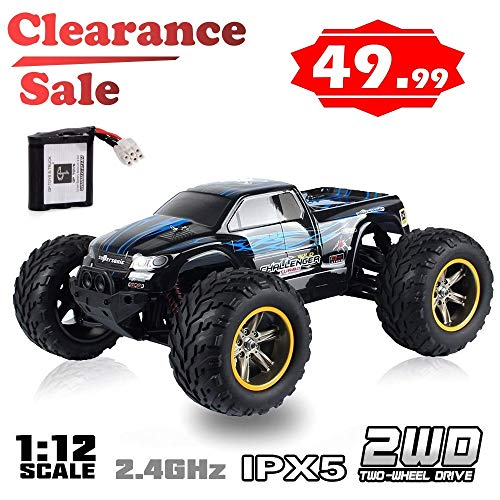 GPTOYS S911 33MPH 2.4GHz 2WD Off Road