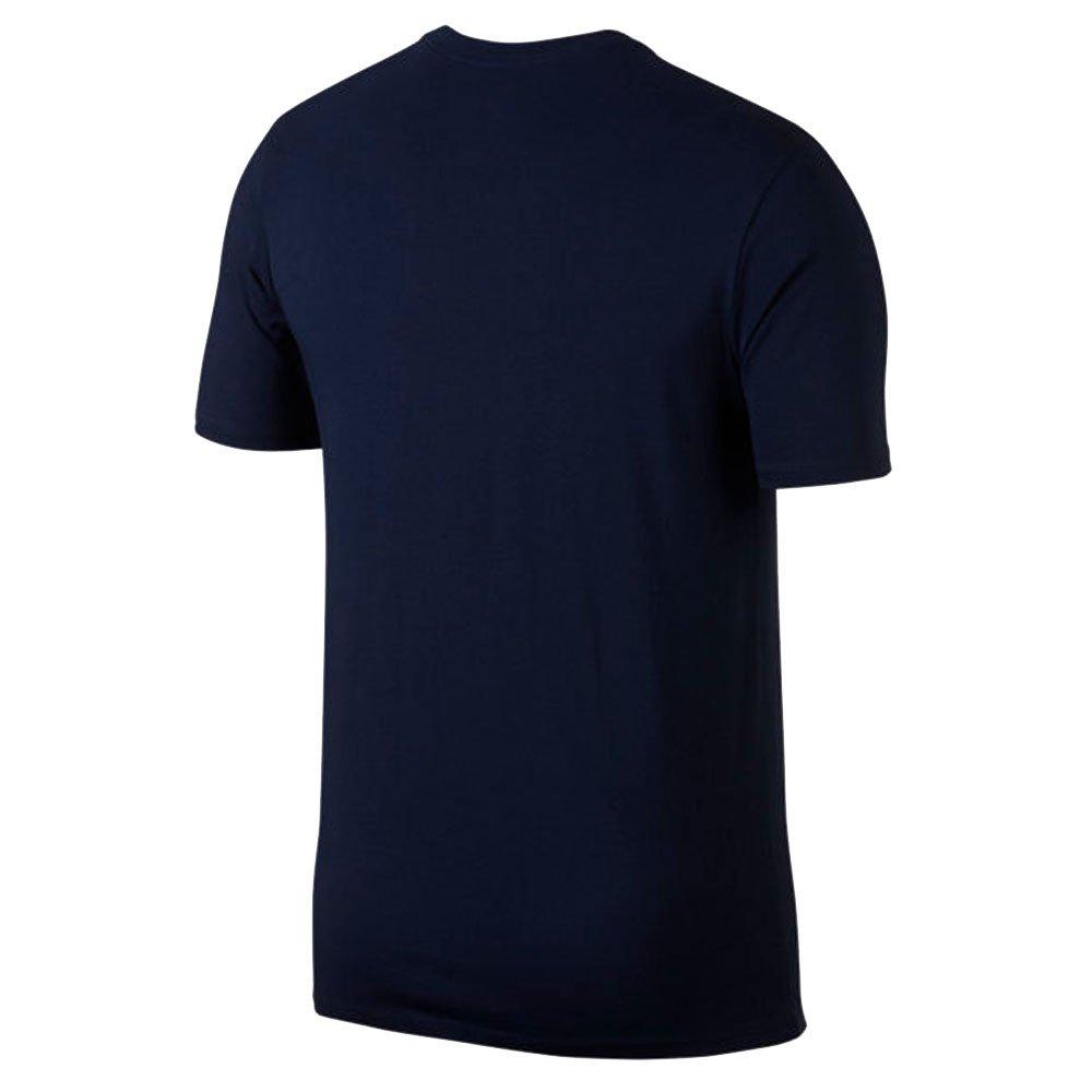 Nike 2017-2018 PSG Evergreen Crest Tee (Navy)  Amazon.co.uk  Sports    Outdoors f645ecd08