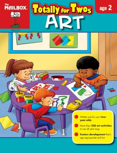 Download Totally for Twos: Art (Age 2) [Paperback] [2010] (Author) The Mailbox Books Staff pdf epub