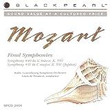 "Mozart ""The Final Symphonies"""