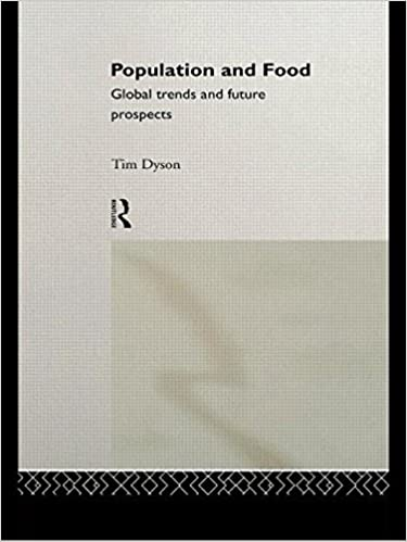 Population and Food: Global Trends and Future Prospects (Global