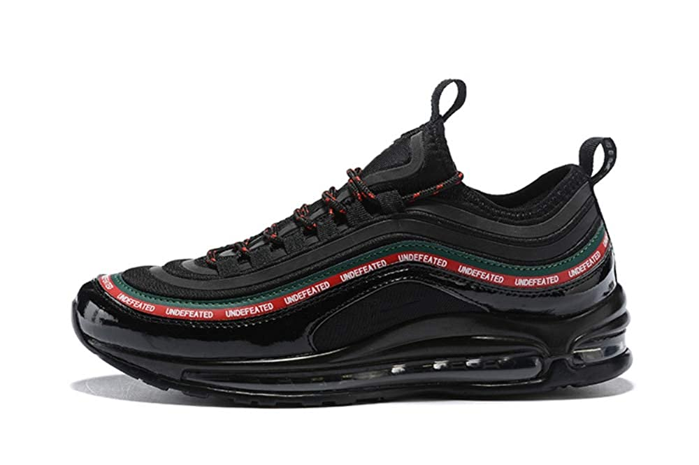 Air Max 97 OG Undftd Undefeated Black Speed Red Gorge Green Air 97 aj1986 001