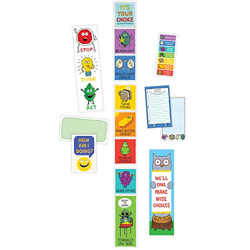 Creative Teaching Press So Much Pun! Behavior Clip Chart (8446)
