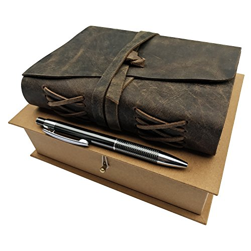 Leather Journal Gift Box Set product image