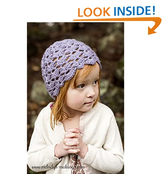 Crochet Hat Patterns For Babies Amazon