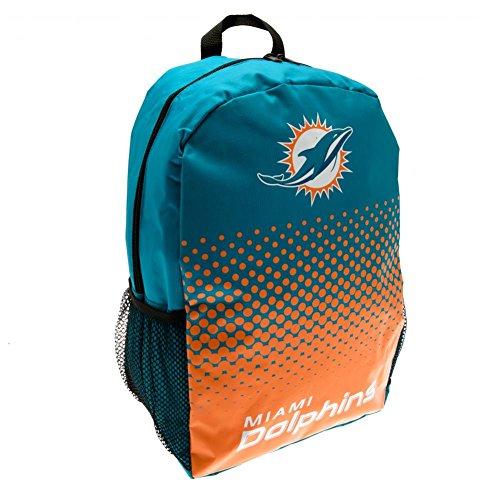 Miami Dolphins Rucksack - NFL Football Fanartikel Fanshop
