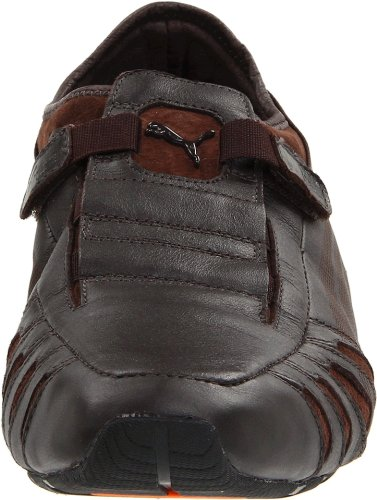 Puma Vedano V Mens Coffee/Coffee/Golden Poppy