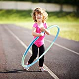 VENSEEN Hoola Hoop for Kids, Detachable