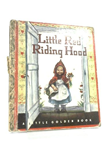 Little Red Riding Hood, (The Little golden library)