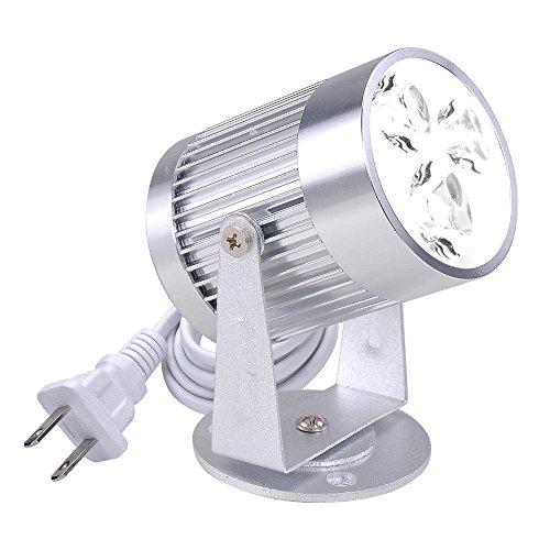 Yescom 3W 3 LED Aluminum Stage Effect Pinspot Light DJ Disco Club KTV Party Display White Lighting Spot Lamp