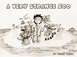 A Very Strange Zoo by [Stead, Chris]