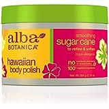 Alba Botanica Hawaiian, Sugar Cane Body Polish, 10 Ounce