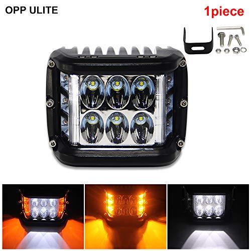 60w led work light with signal light
