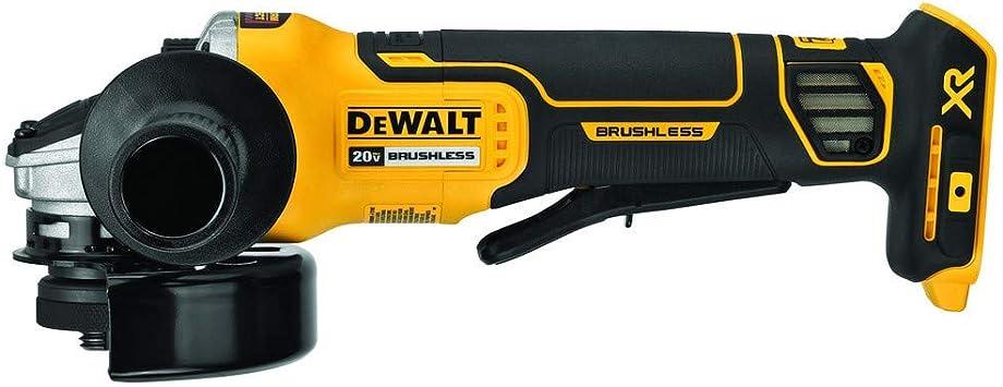 DEWALT DCG413B 20V MAX Brushless Cut Off Tool/Grinder (Tool Only) - - Amazon.com