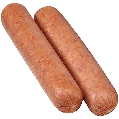 Hot Dog Jerky (Sara Lee Hillshire Farms Cheddarwurst Skinless Smoked Sausage Link, 6 Pound - 2 per case.)