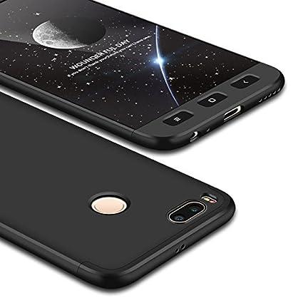 uk availability 12163 7b0a8 Cocose 360 Degree 3 In 1 Matte Case For Xiaomi Mi A1: Amazon.in ...