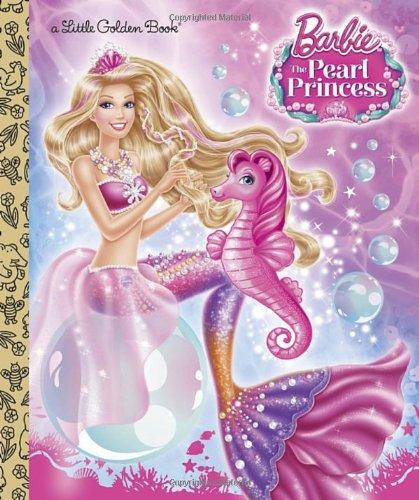Barbie: The Pearl Princess Little Golden Book (Barbie: The Pearl Princess)