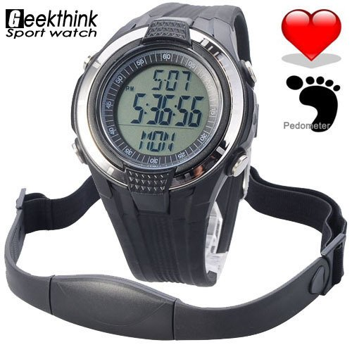 chest-strap-heart-rate-monitor-calories-pedometer-digital-pulse-mutifunction-sports-watches-exercise