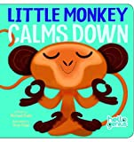 img - for Little Monkey Calms Down (Hello Genius) book / textbook / text book