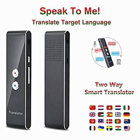 Majome Translaty MUAMA Enence Traduttore istantaneo di Lingue vocali Smart Instant Real Time