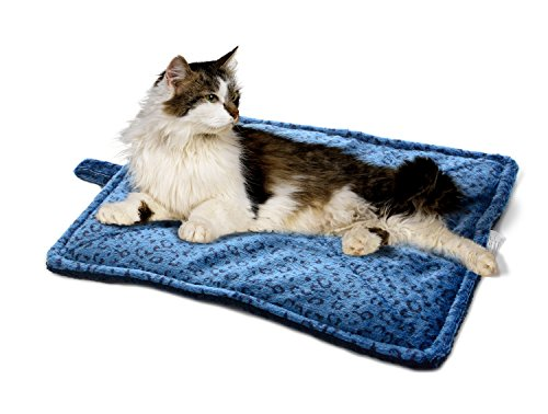 - Milliard Thermal Cat Mat / Self Heating to keep Your Pet Warm and Reversible and Washable for Easy Maintenance - 21in x 17in