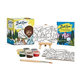 Bob Ross by the Numbers (RP Minis)