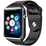 Bluetooth A1 Smart Watch for iPhone iOS, Android, Samsung, Sony, HTC &