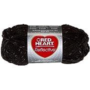 Coats Yarn Red Heart Reflective Yarn