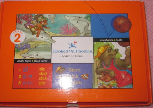 Hooked on Phonics: Learn to Read (Level 2)