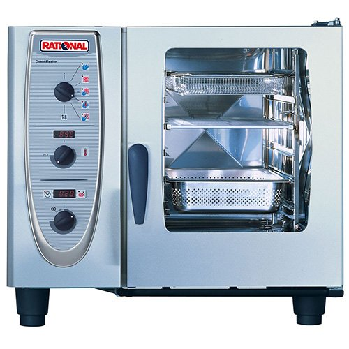 Rational CMP61E - Half-Size Electric Combi (Countertop Combi Oven)