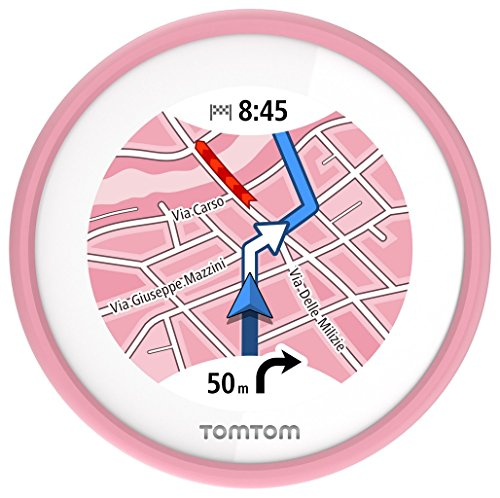 TomTom VIO - Silicon Screen Protector Pink ()