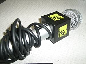 singing machine classic microphone