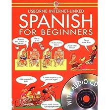 Spanish For Beginners Cd Pack